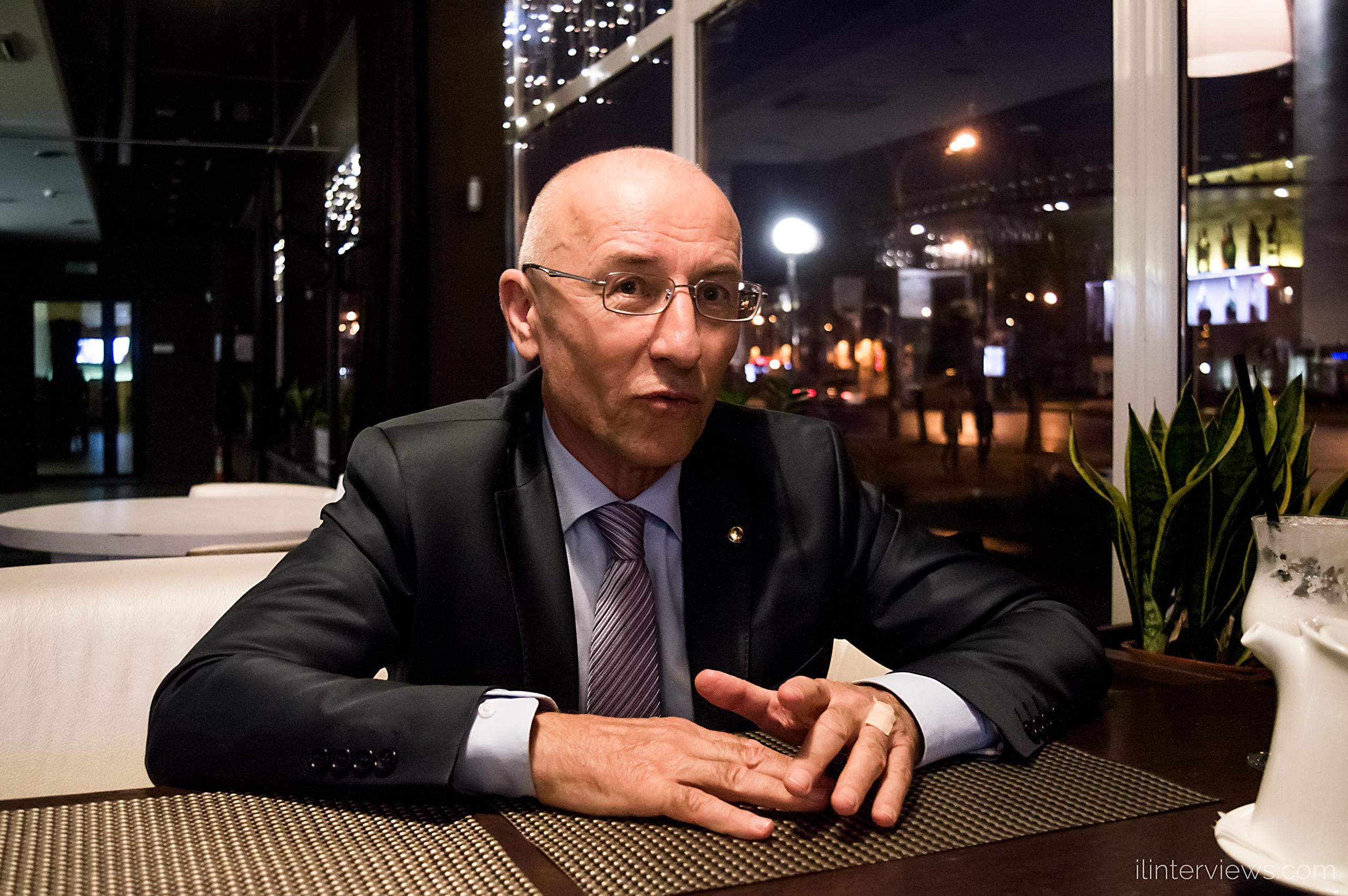 Михаил Мишкевич