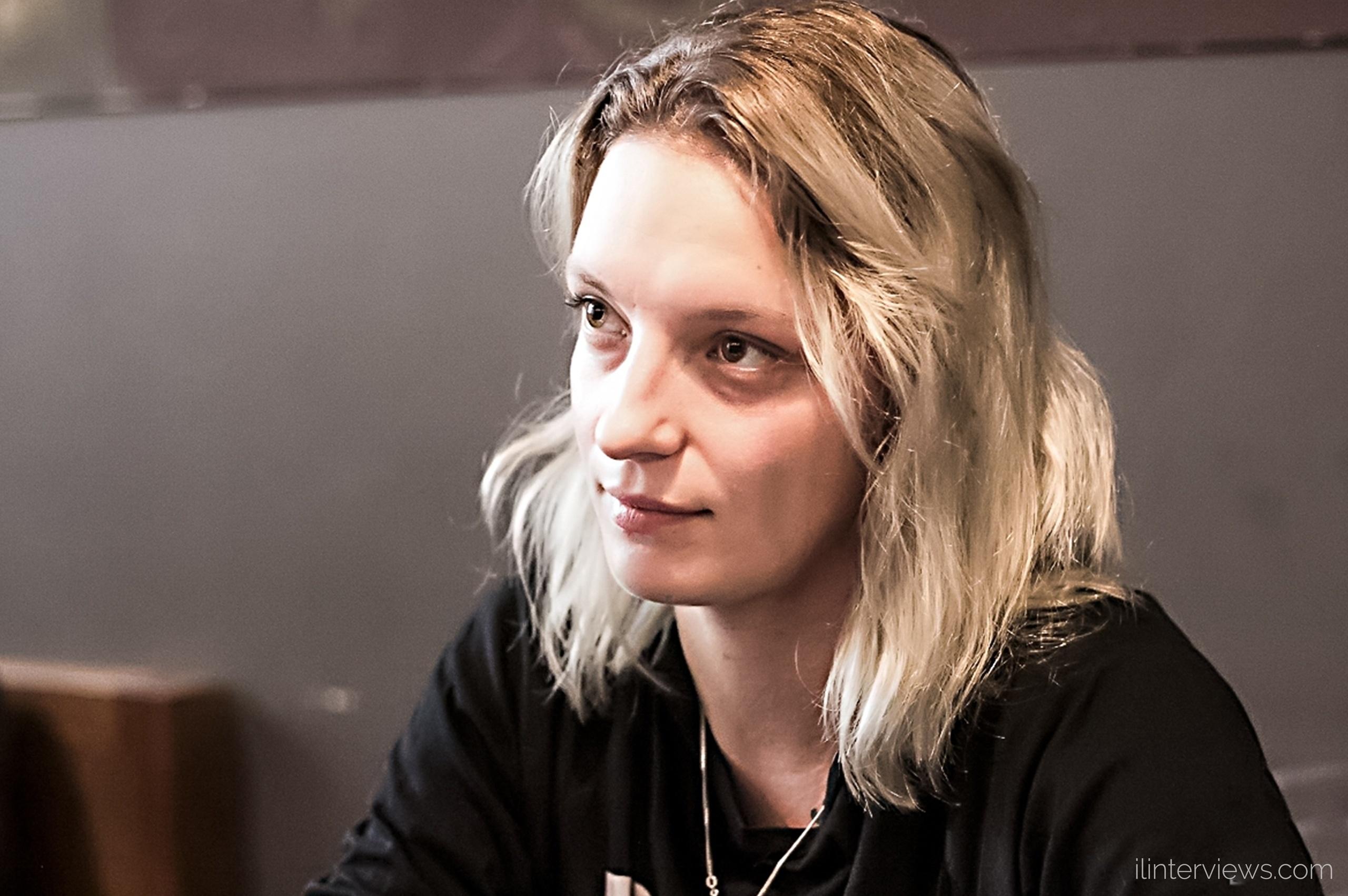Анна Гуськова интервью