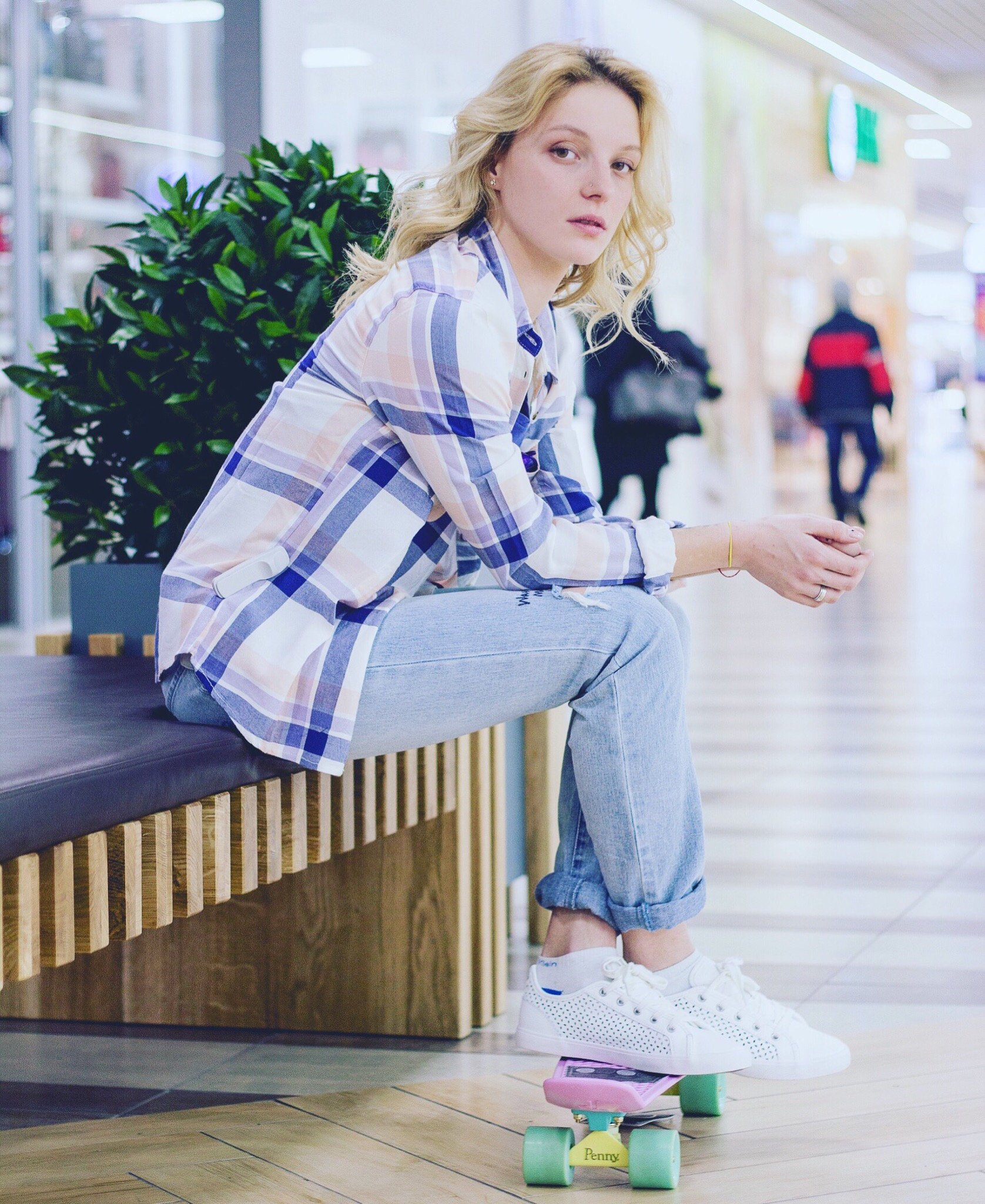 Анна Гуськова ROXY