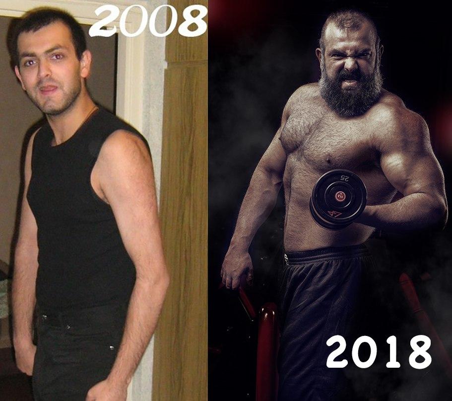 Павел Аракелян фитнес-тренер