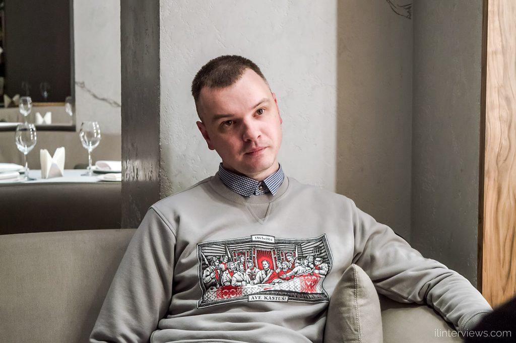 Илья Аксенов интервью