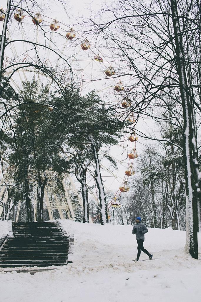Winter Minsk by palasatka