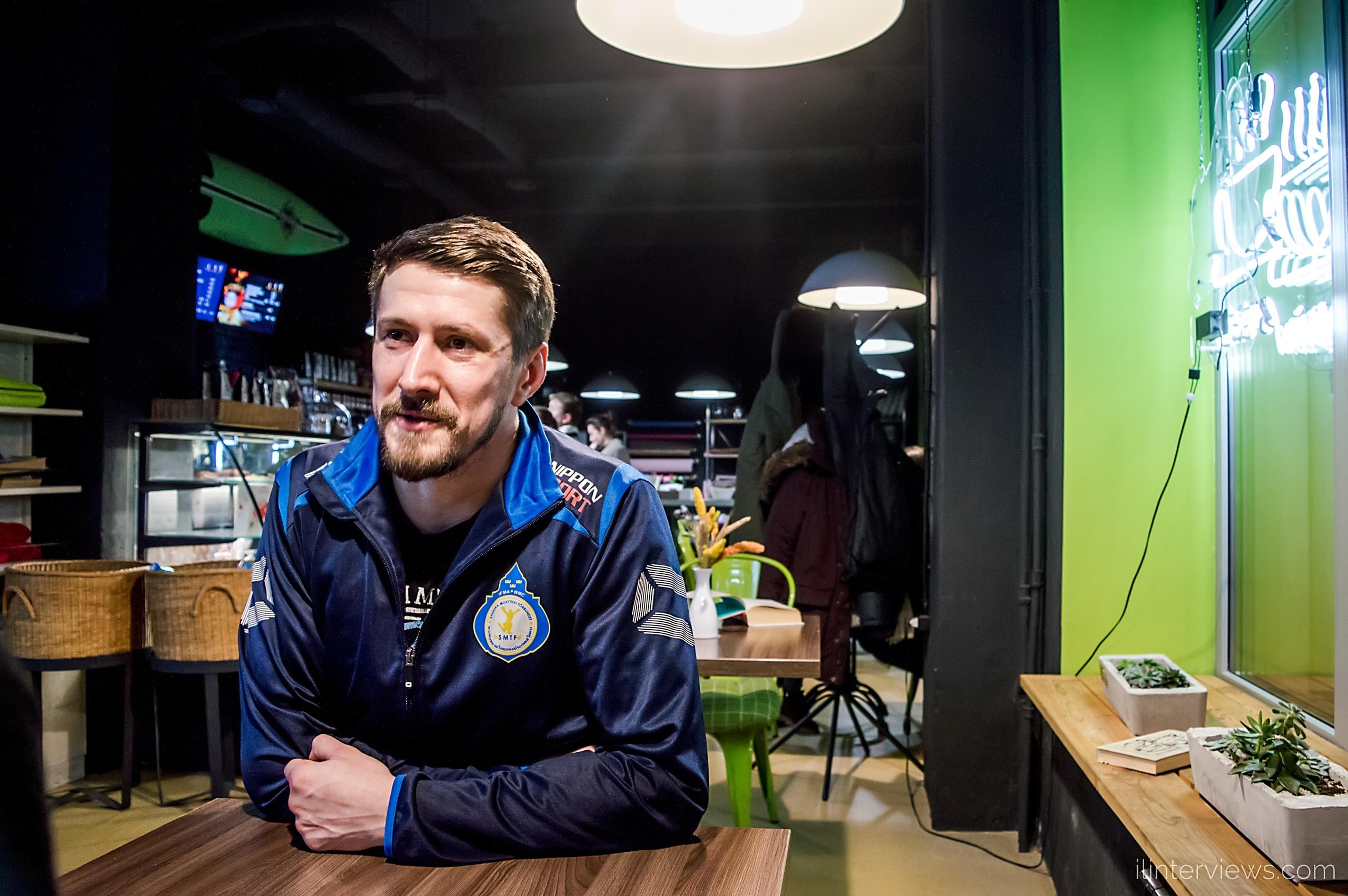 Гурков интервью