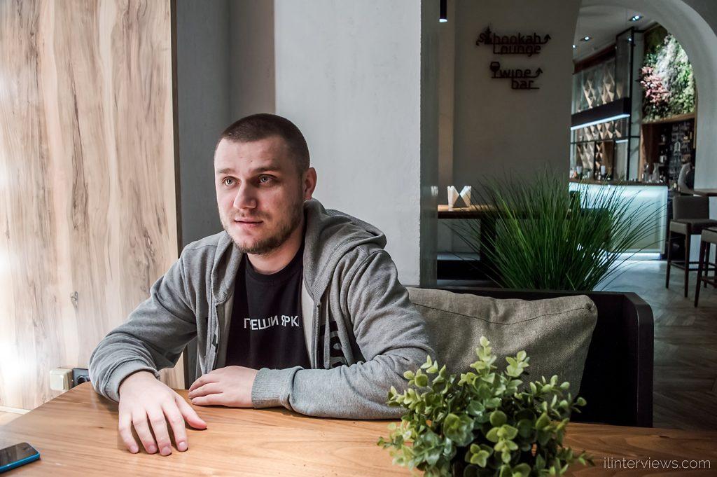Вячеслав Мазай ilinterviews