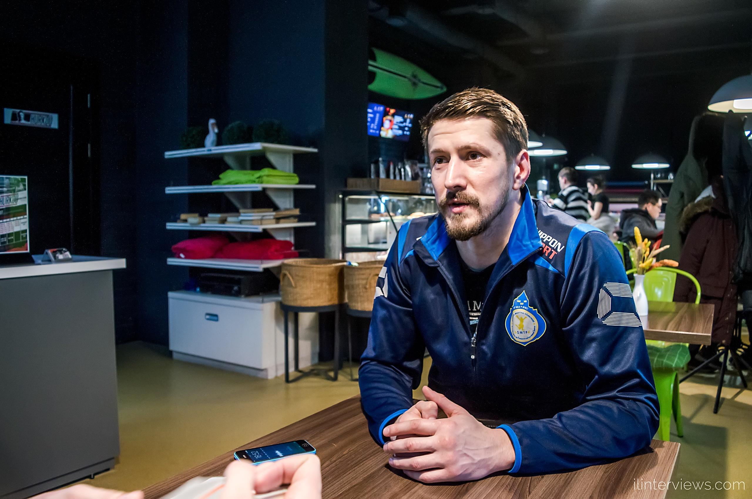 Виталий Гурков интервью