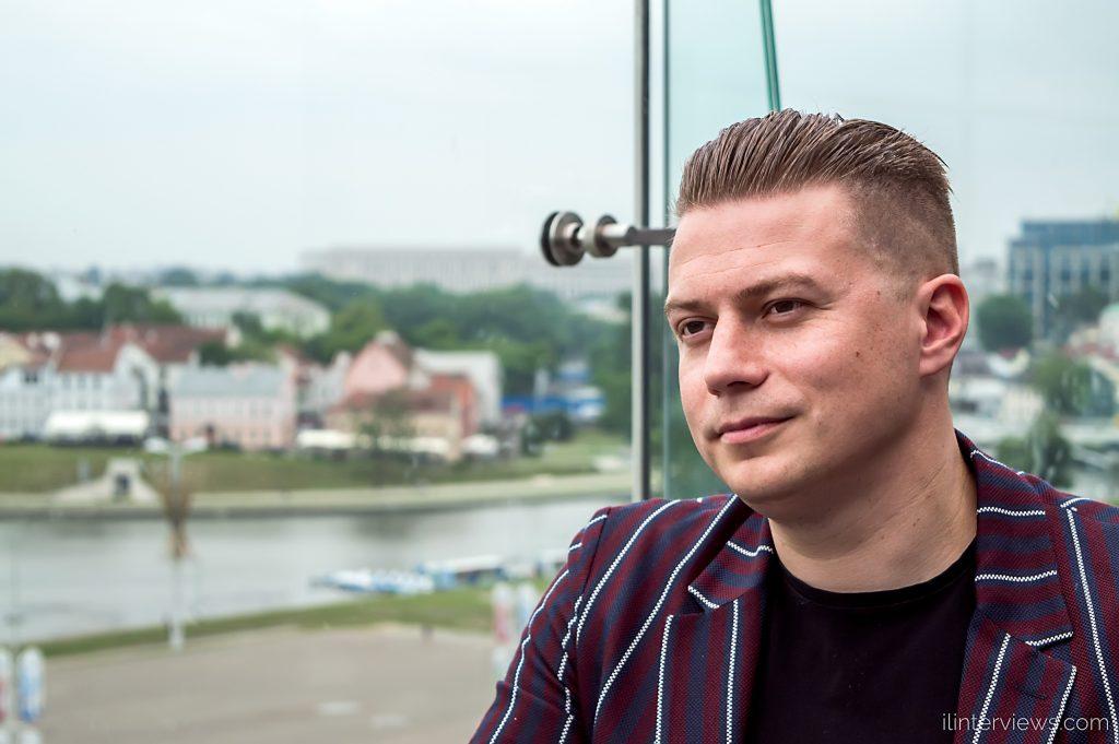 Денис Курьян ilinterviews