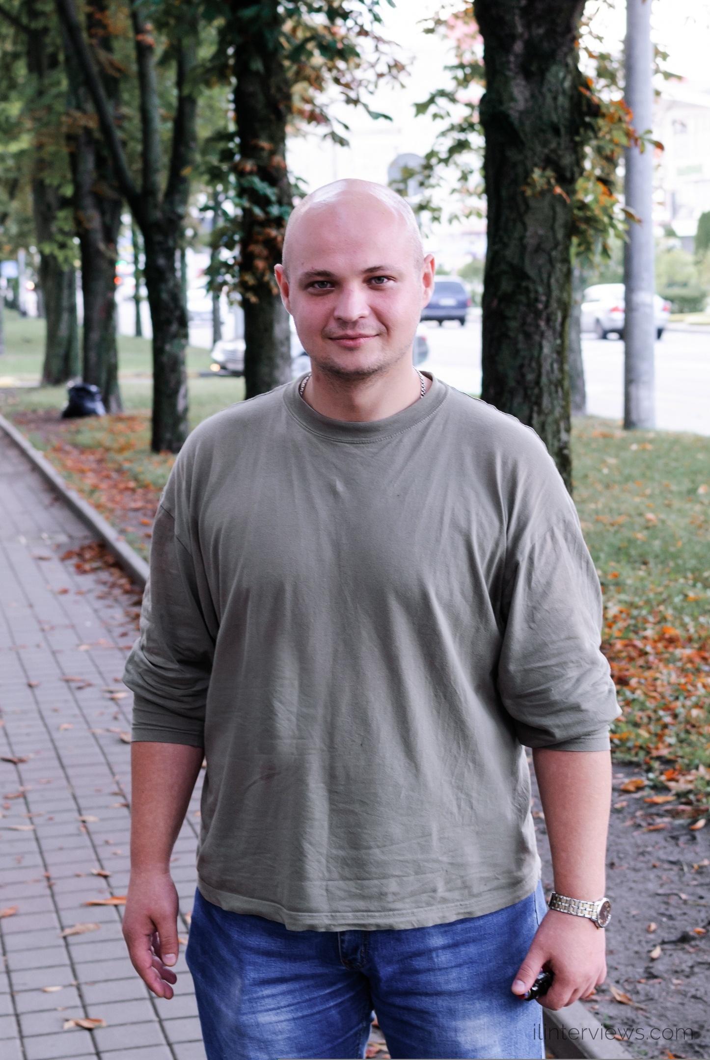 Глеб Эйдин ветеринар