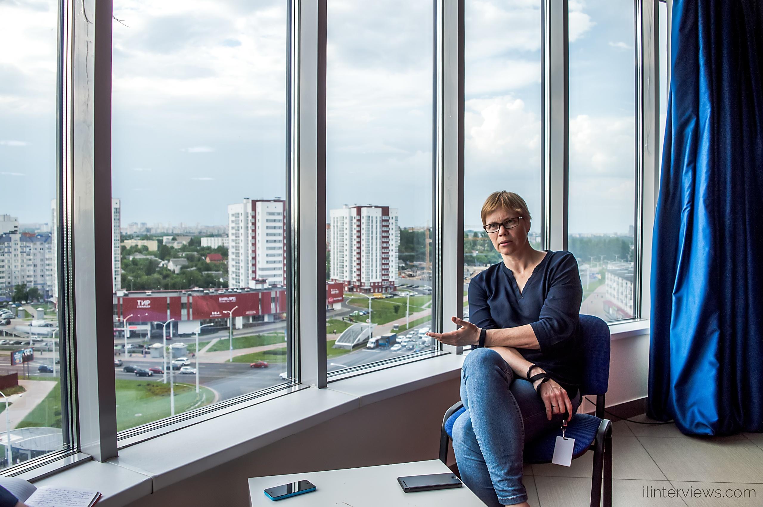 Марина Золотова интервью
