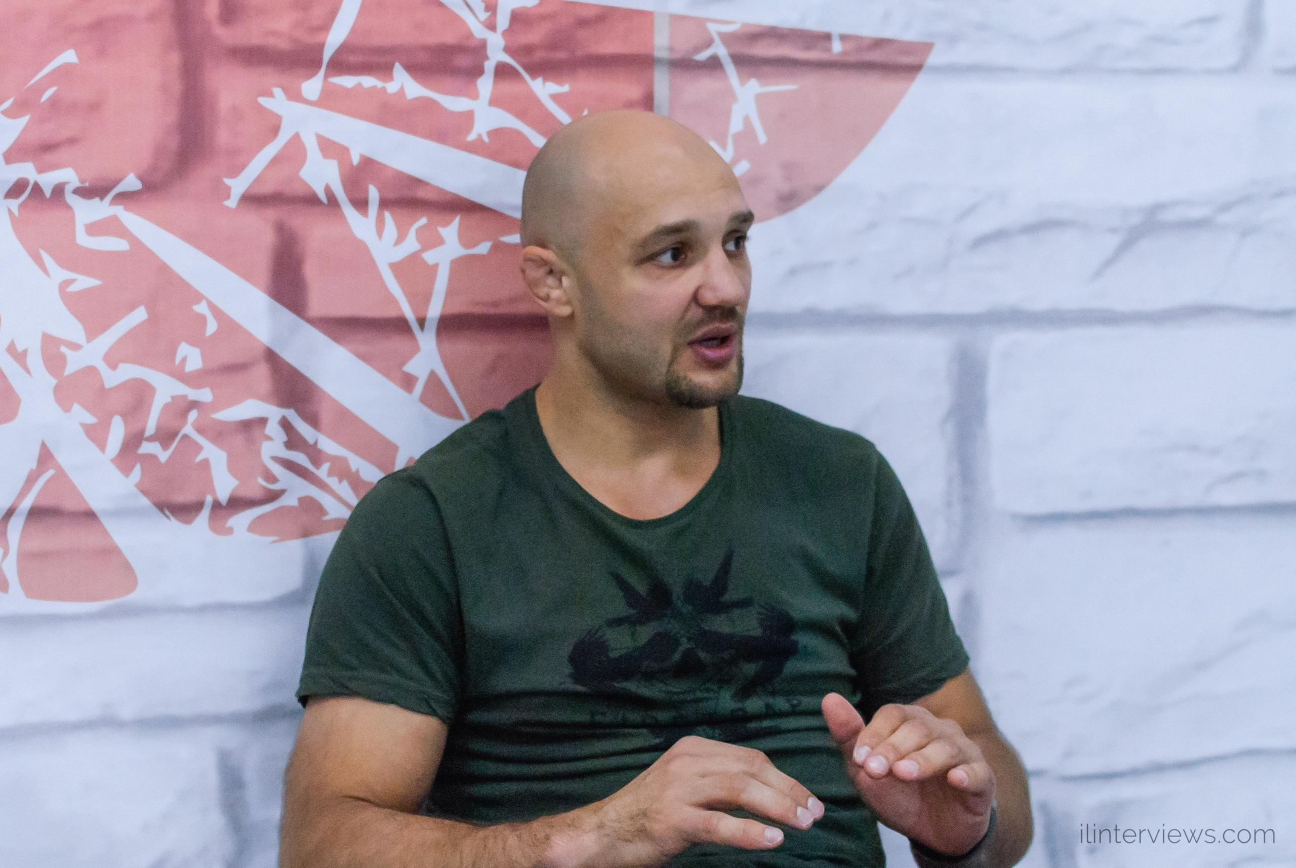 Александр Воронович джиу-джитсу