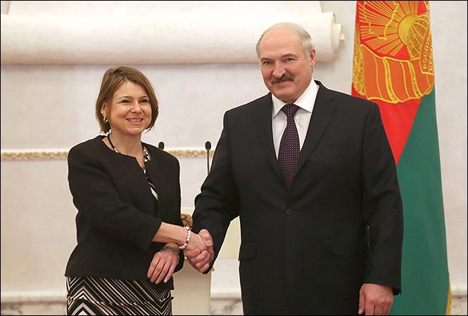 Gibb Lukashenka
