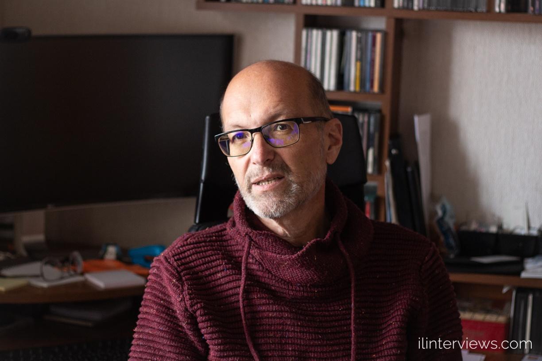 Юрий Зиссер интервью