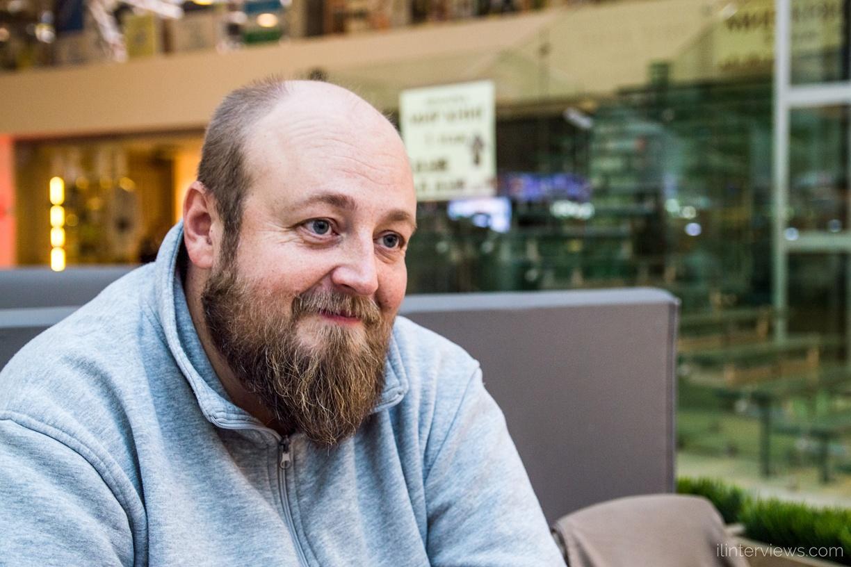 Денис Блищ интервью