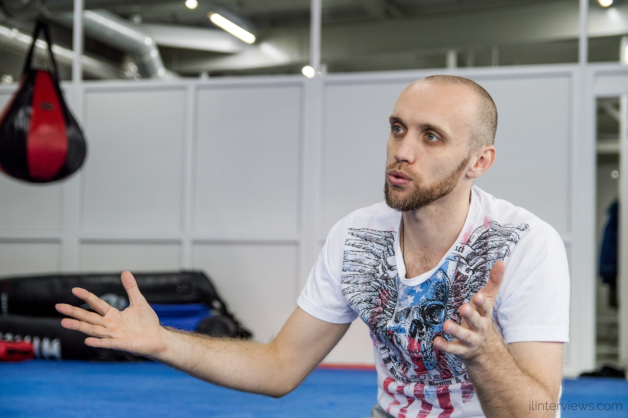 Денис Блохин интервью
