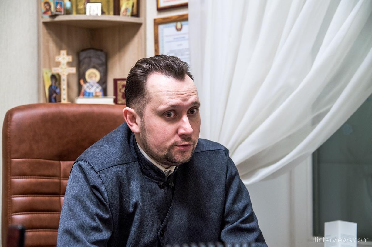 Минский священник