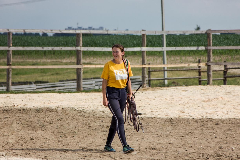 тренер конного спорта