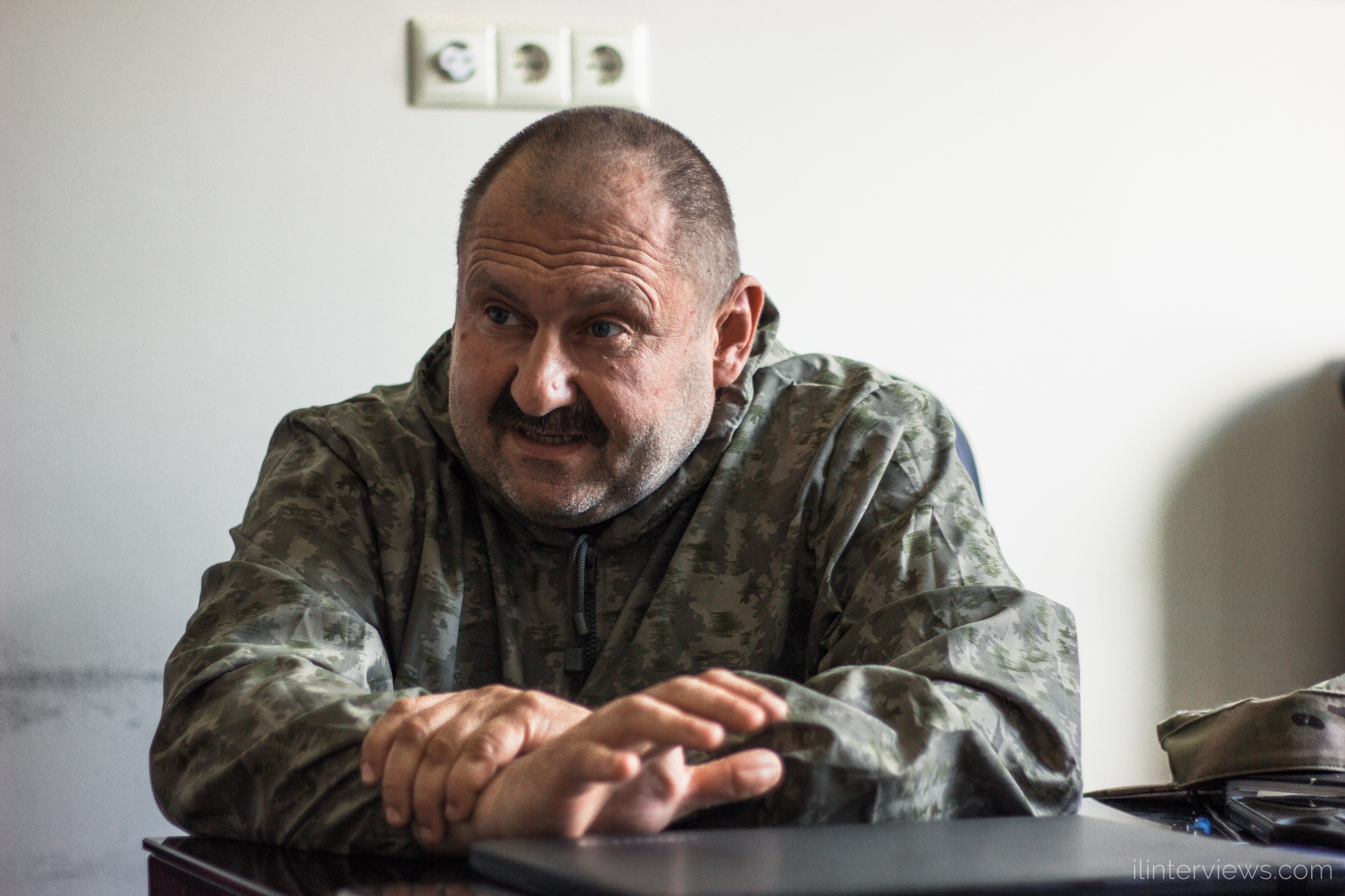 Евгений Кобец интервью